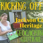 Family Activities in Georgia:  Kicking Off the Jackson County Heritage Geocaching Trail