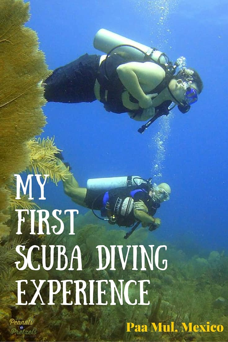 My First Scuba - Pin