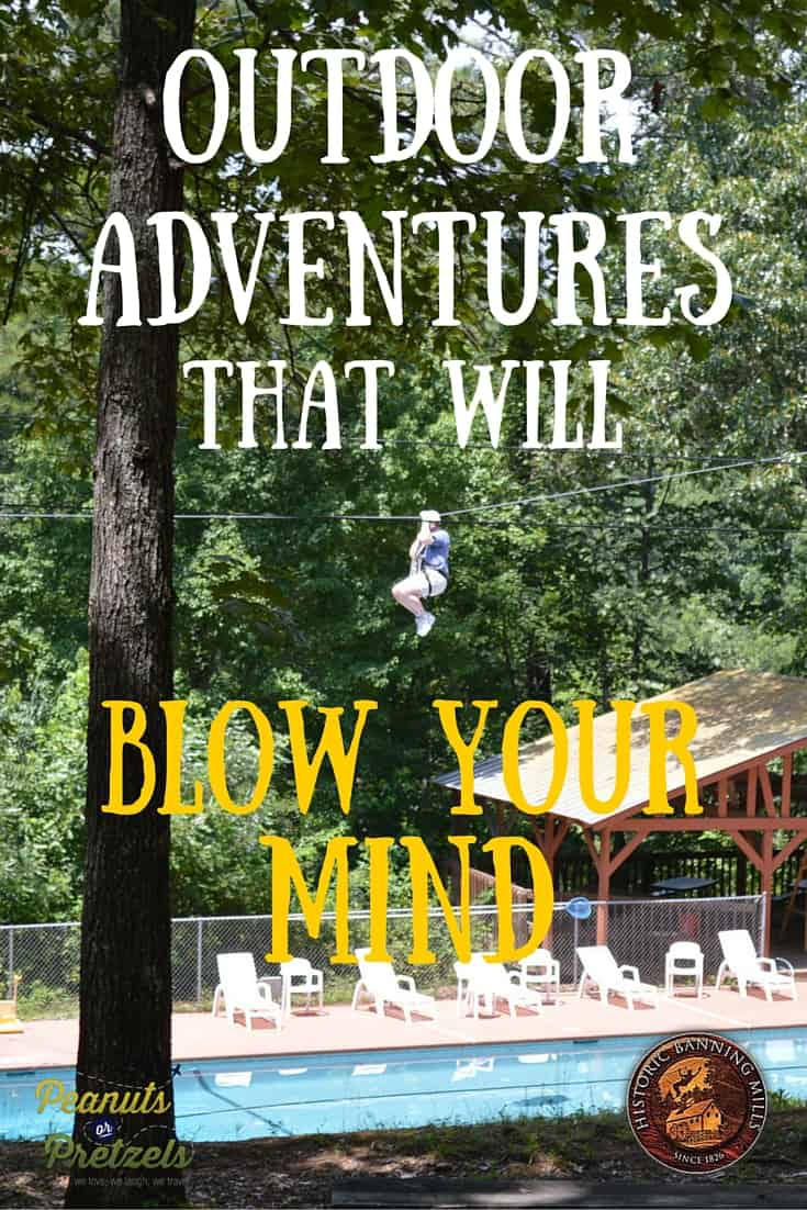 Banning Mills, Banning mills zip line, Historic banning mills, Banning mills ziplane, Screaming eagle, Screaming eagle zip line
