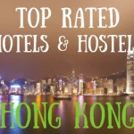 Top Rated Hotels & Hostels in Hong Kong