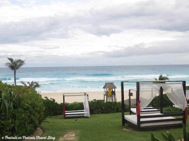 Yes, we did love our all-inclusive resort in Cancun! renting a car in cancun