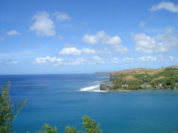 Fort Soledad, SE Coast, Guam