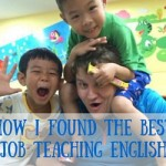 How I Found the Best Job Teaching English in China – at First Leap