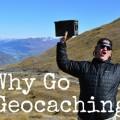 Why Go Geocaching - FB