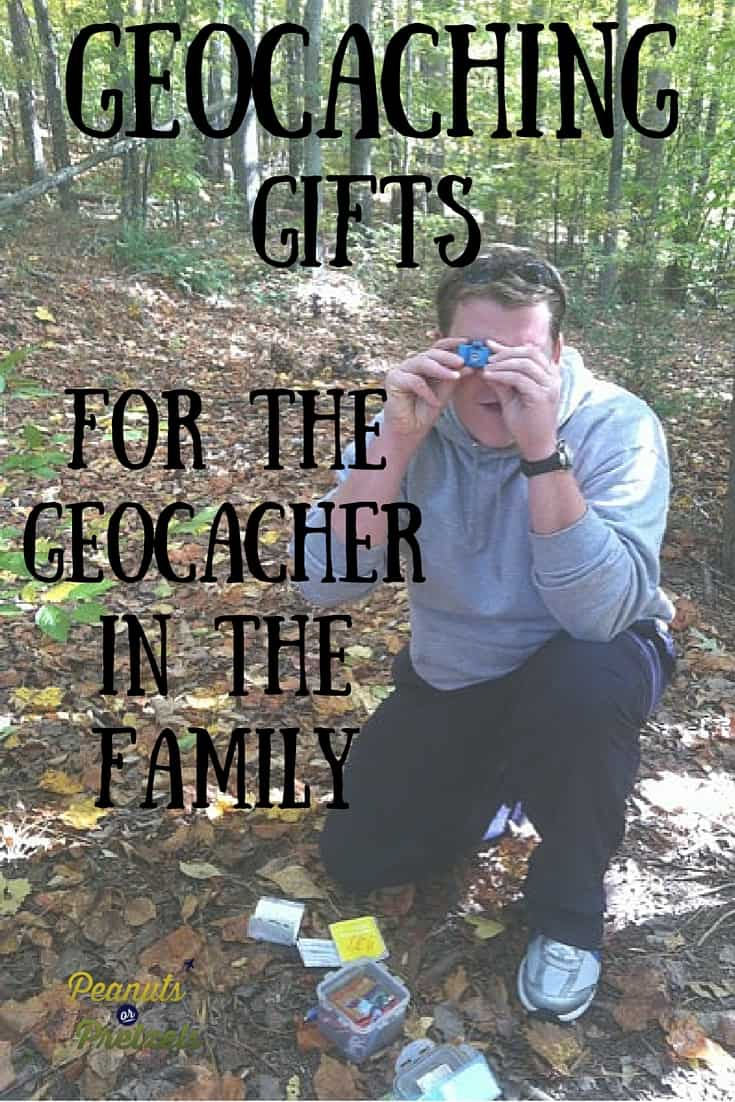 7 Geocaching Gifts - Pin