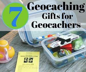 Geocaching Gifts for the Geocachers in your Family