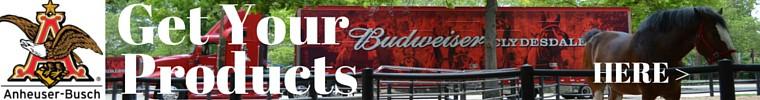 Anheuser-Busch Banner