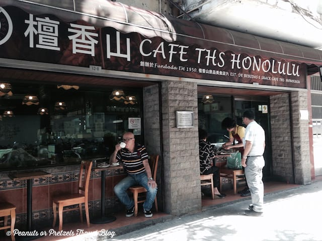 cafe in macau