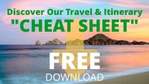 Cheat Sheet - Sidebar