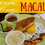 A Surprise Foodie Destination:  Macau, China!