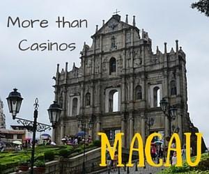 to do in macau, Macau China, Things to do in Macau