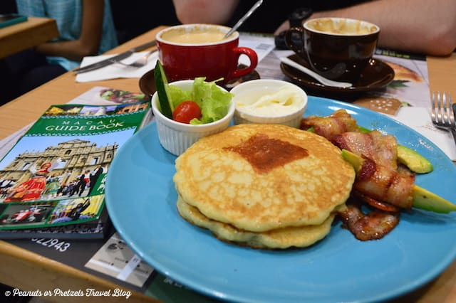 pancakes in macau
