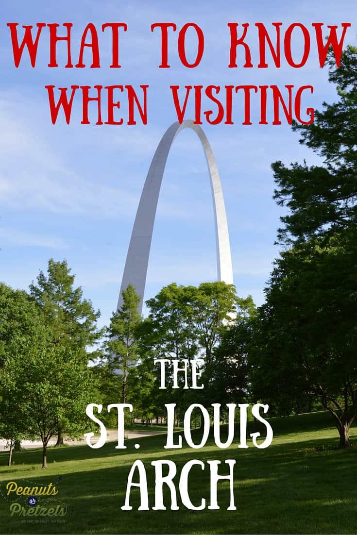 St.Louis Arch - Pin