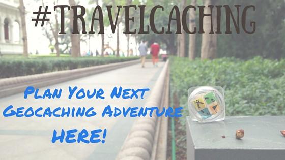 #TravelCaching GC Page