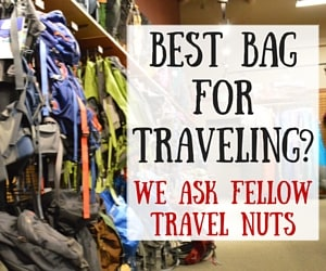 What's the Best Bag for Traveling? We Asked Fellow Travel Nuts
