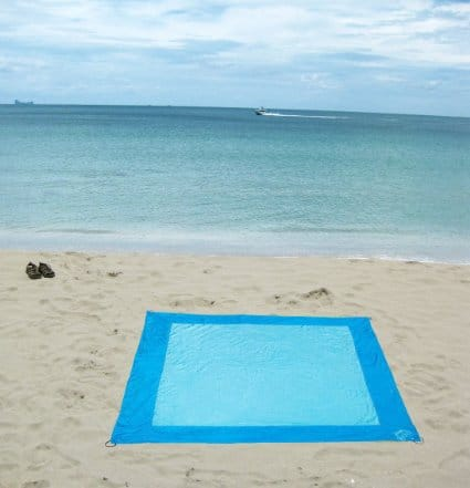 Sandless Beach Mat