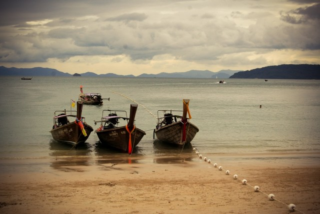 Best Beaches in Thailand Railay Beach 1