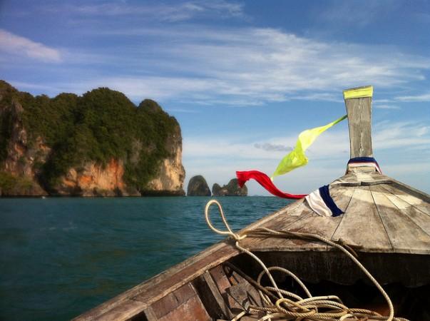 Best Beaches in Thailand Railay Beach 3