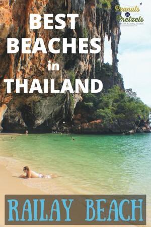 Best beaches in Thailand Railay Beach - Pin