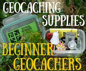 Geocaching Supplies for the Beginner Geocacher