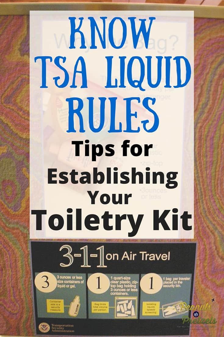 tsa liquids rules 2020
