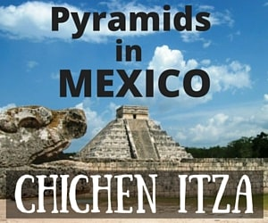 See One of the Most Famous Pyramids in Mexico – El Castillo Chichen Itza