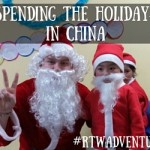 Monsters, Turkeys, Roller Coasters, & Santa – One Year Living in China