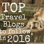Top Travel Blogs to Follow for 2016