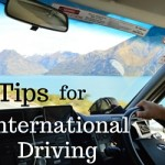 Tips for International Driving
