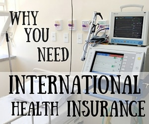 Why You Need International Travel Health Insurance - FB