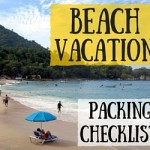 Beach Packing List – What to Bring with You
