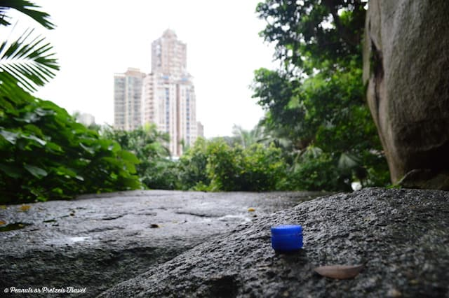 Geocaching FTF Adventure Macau thrid to find