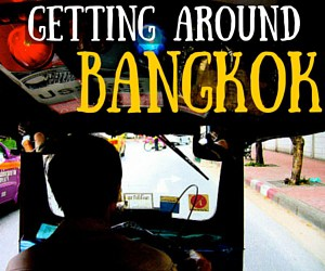 Bangkok Transportation – What You Need to Know