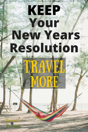 KEEP your New Years Resolutions - Pin
