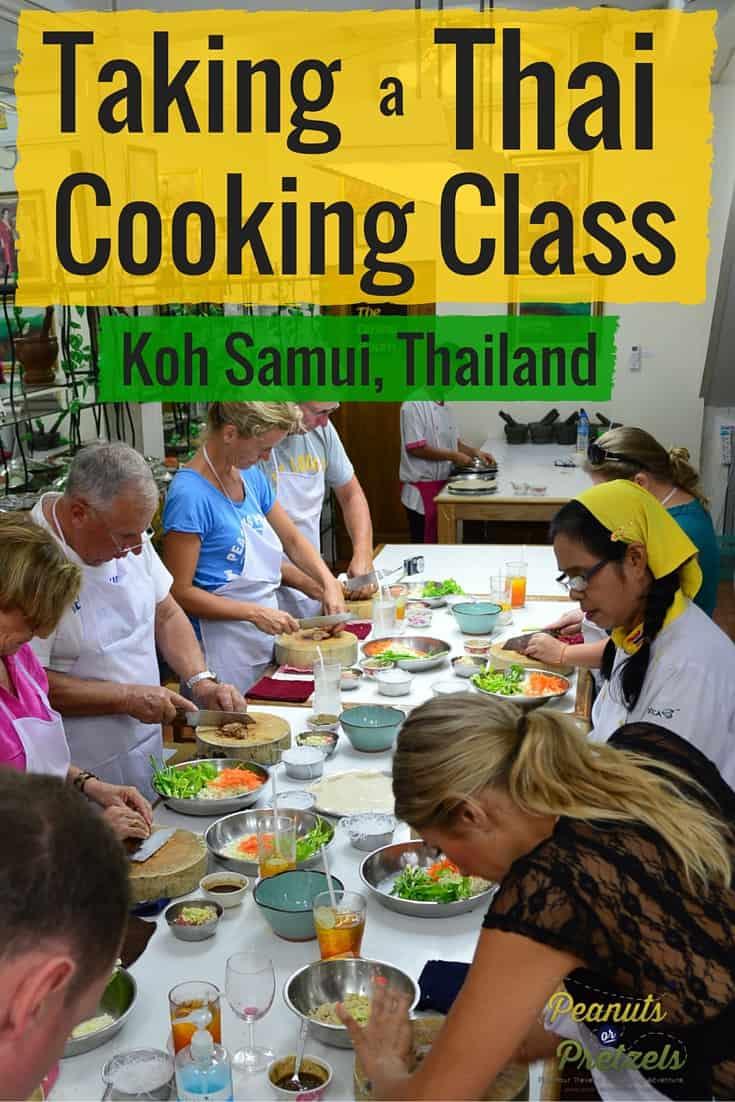 Koh Samui, Koh Samui Thailand, cooking class, Thai Cooking class,
