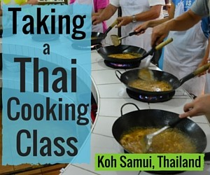 koh samui, koh samui thailand, thai cooking class, thai cooking school
