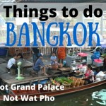 5 Things to Do in Bangkok Thailand Beyond the Grand Palace & Wat Pho