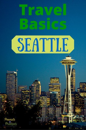 Travel Basics Seattle - Pin
