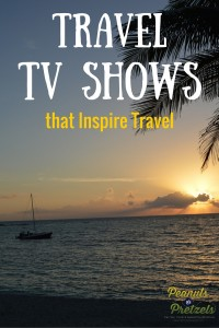 Travel TV Shows - Pin