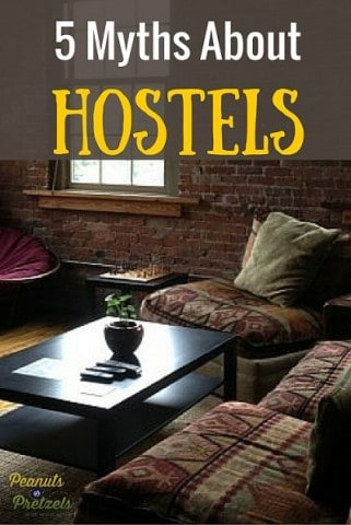 5 Myths About hostels