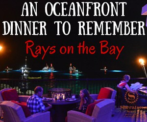An Oceanfront Dinner to Remember – Rays on the Bay, Kona Hawaii Restaurant at Sheraton Kona