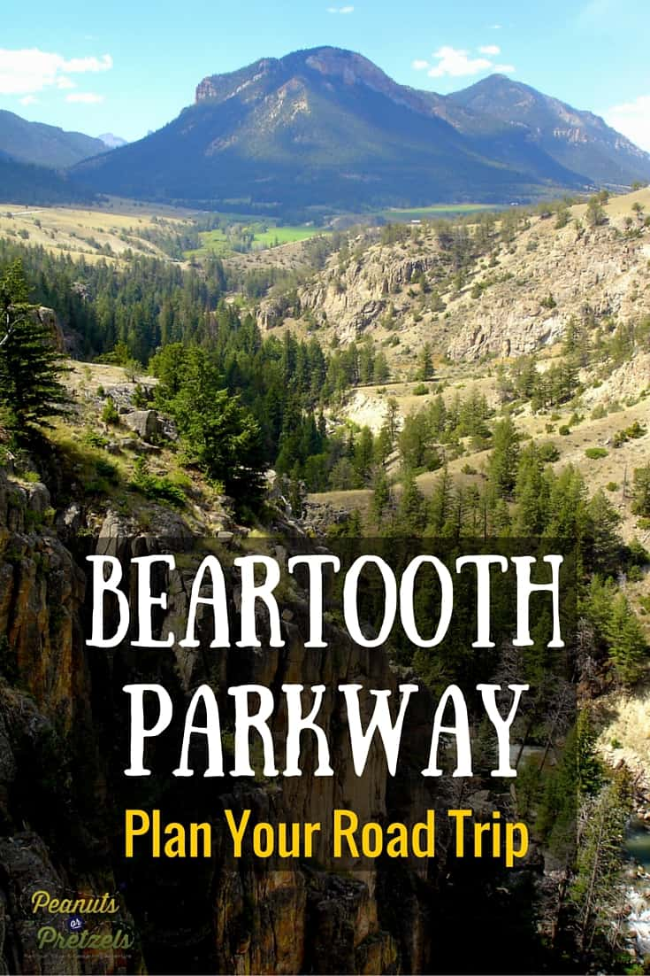 Beartooth Highway Pin