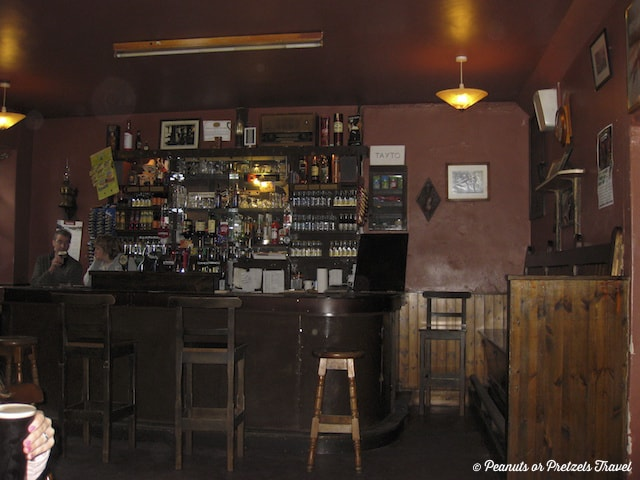 Cowleys Bar in Ireland, things to do in ireland, bar in kenmare ireland