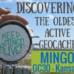 Accidentally Discovering the Oldest Active Geocache in the World – Mingo, Kansas