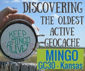 Oldest Active Geocache in the World – Mingo, Kansas