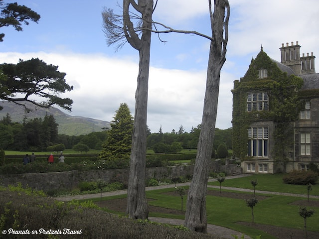 Kilarney National Park, driving in ireland, map of ireland, view of muckross house killarney