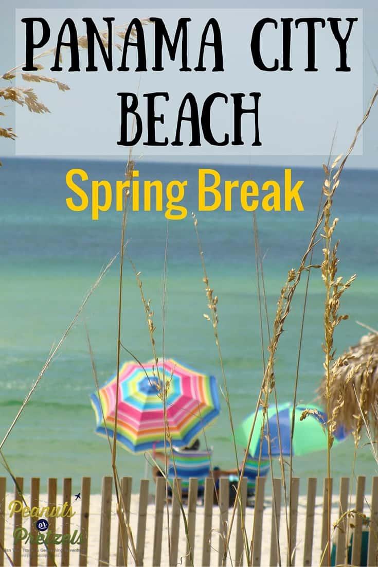 Panama City Beach Spring Break - Pin