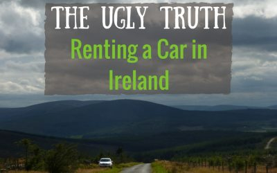 The Ugly Truth About Renting a Car in Ireland