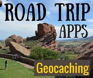 Best Geocaching Road Trip Apps - Peanuts or Pretzels