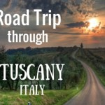 Driving Map of Tuscany Italy – The Road Trip You Should Take!